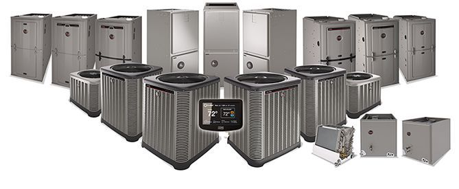 Ruud Air Conditioning Repair - Reliable Residential Equipment